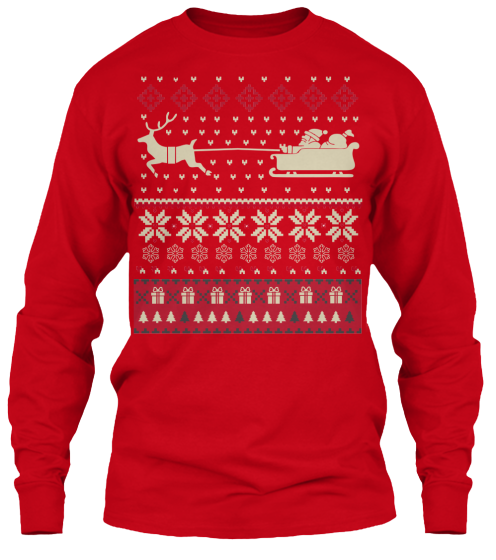Christmas Ugly Sweater - Zapbest2  - 9