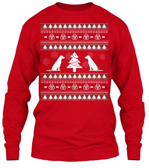 Christmas Labrador Ugly Sweater - Zapbest2  - 9