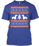 Christmas Dashchund Ugly Sweater - Zapbest2  - 3