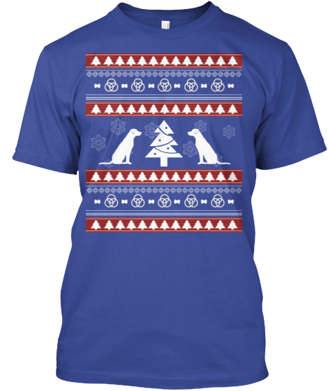 Christmas Labrador Ugly Sweater - Zapbest2  - 3