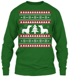 Christmas Dashchund Ugly Sweater - Zapbest2  - 10
