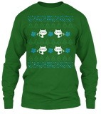 Christmas Meowy Ugly Sweater - Zapbest2  - 10
