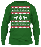 Christmas Boxer Ugly Sweater - Zapbest2  - 10