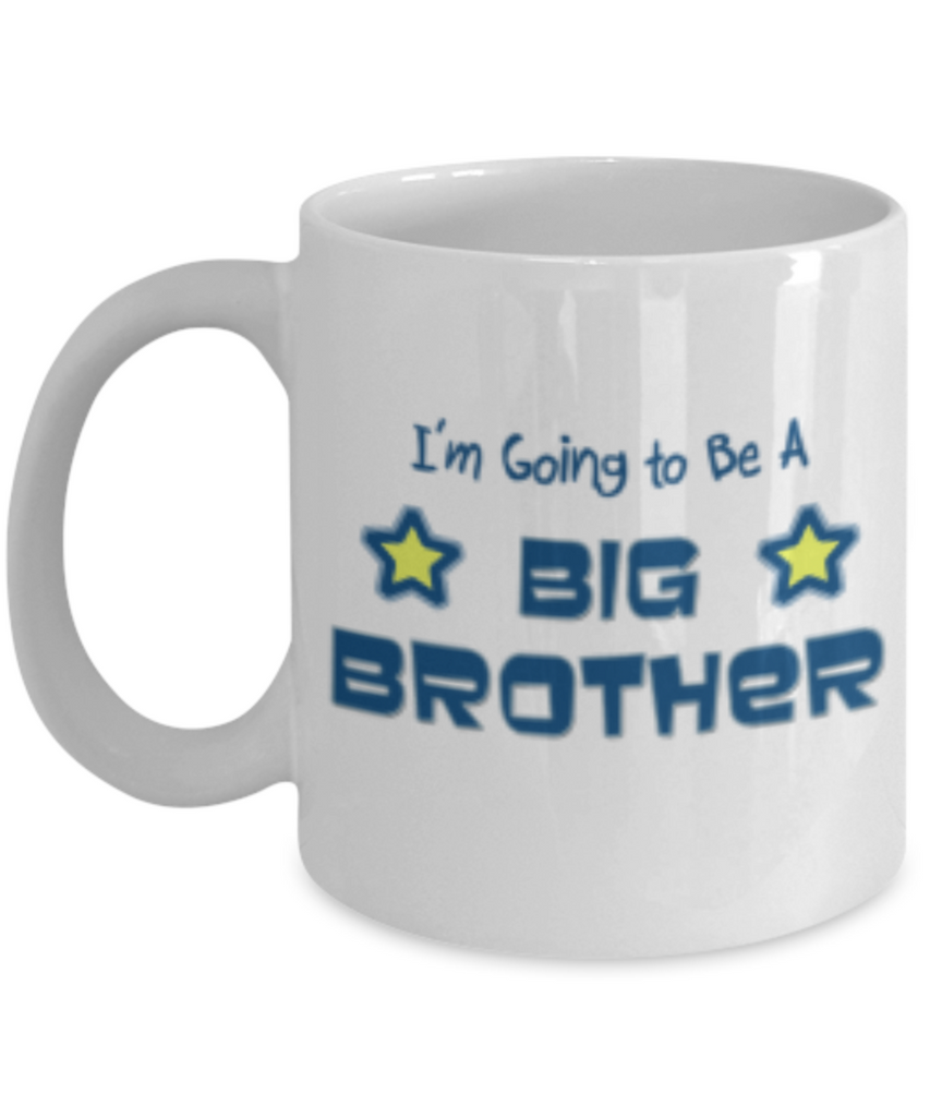 future big brother Coffee Cup - White Porcelain Coffee Cup,Premium 11 oz White coffee cup