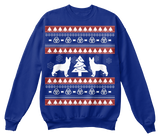 Christmas German Shepherd Ugly Sweater - Zapbest2  - 5