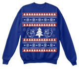 Christmas Bulldog Ugly Sweater - Zapbest2  - 5