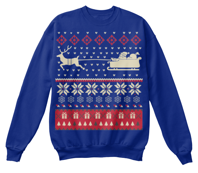Christmas Ugly Sweater - Zapbest2  - 5