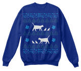Christmas Mamma Cat Ugly Sweater - Zapbest2  - 5