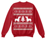 Christmas Dashchund Ugly Sweater - Zapbest2  - 7