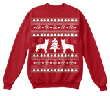 Christmas German Shepherd Ugly Sweater - Zapbest2  - 7