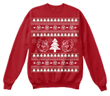 Christmas Bulldog Ugly Sweater - Zapbest2  - 7