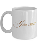 Get well mugs for women , You can - White Coffee Mug Tea Cup 11 oz Gift
