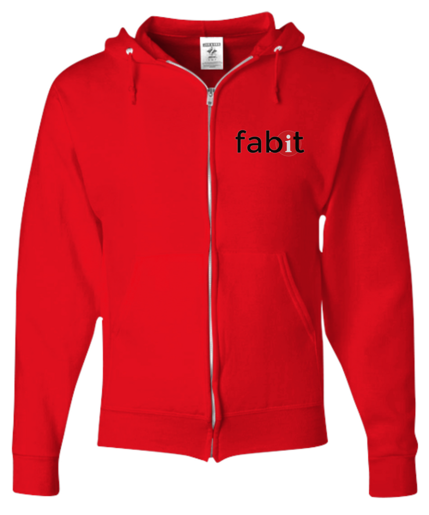 Fabit  Zip Hoodies