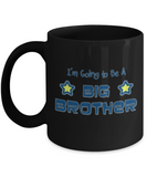 future big brother Coffee Cup - Black Porcelain Coffee Cup,Premium 11 oz White coffee cup