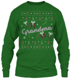 Christmas Grandma Ugly Sweater - Zapbest2  - 10