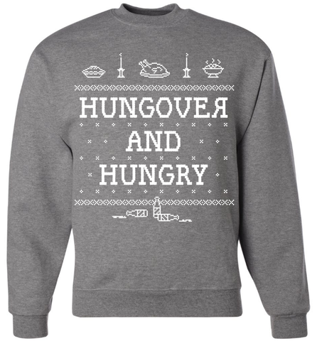 Hungover (Crewnecks) - Zapbest2  - 1