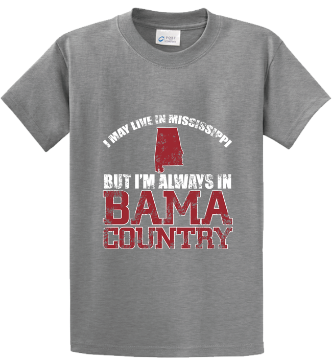 I'm Always In Bama Country - Zapbest2  - 4