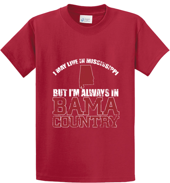 I'm Always In Bama Country - Zapbest2  - 2