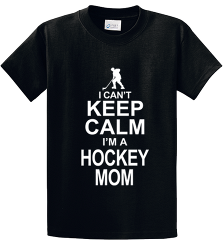 Can't Keep Calm, I'm Hockey Mom - Zapbest2  - 1