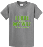 I Love My Wife, When She Lets Golfing - Zapbest2  - 4