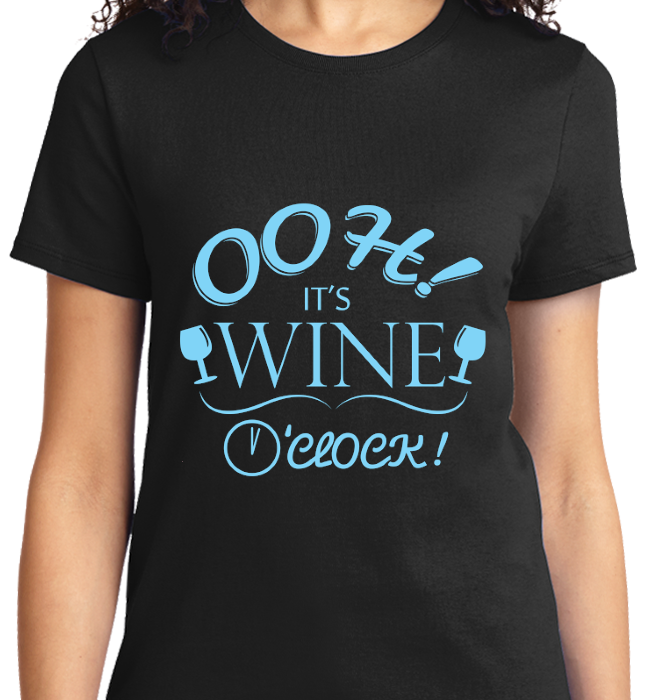 Ooh It's Wine O' Clock - Zapbest2  - 5