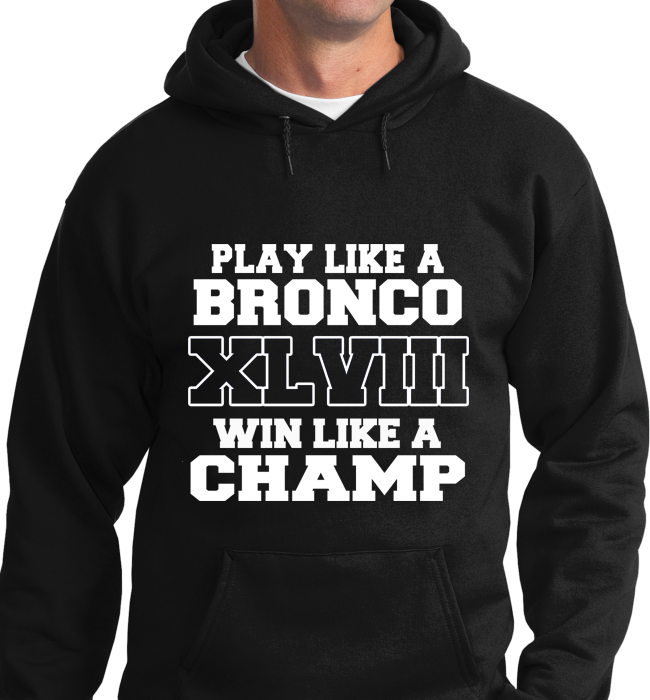 Play Like A Bronco - Zapbest2  - 3