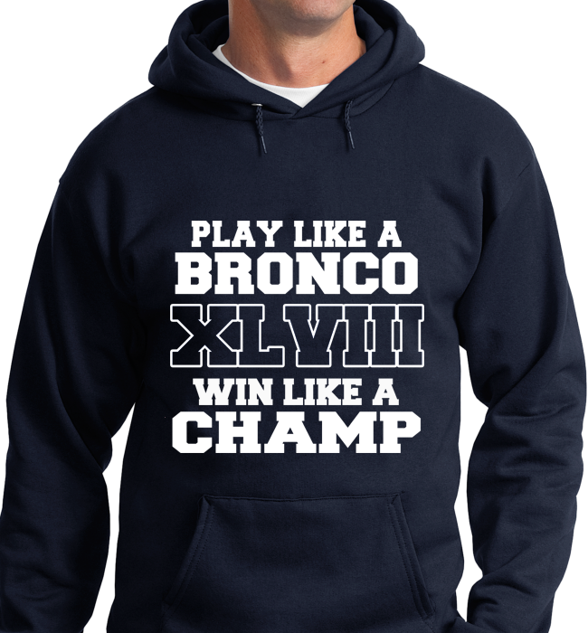 Play Like A Bronco - Zapbest2  - 9
