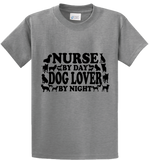 Nurse By Day, Dog Lover By Night - Zapbest2  - 5