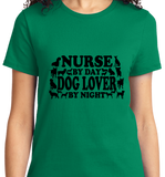 Nurse By Day, Dog Lover By Night - Zapbest2  - 9