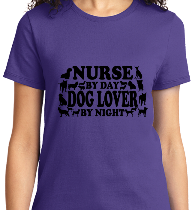 Nurse By Day, Dog Lover By Night - Zapbest2  - 11