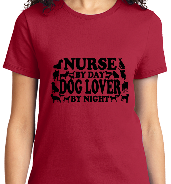 Nurse By Day, Dog Lover By Night - Zapbest2  - 10