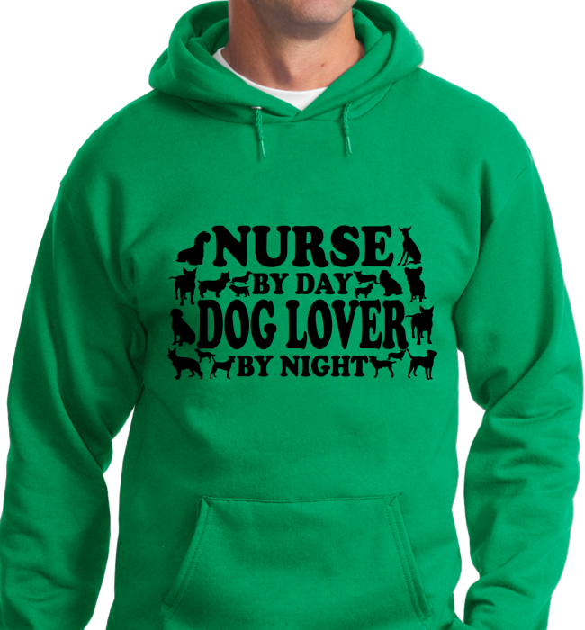 Nurse By Day, Dog Lover By Night - Zapbest2  - 6