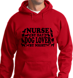 Nurse By Day, Dog Lover By Night - Zapbest2  - 7