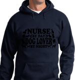 Nurse By Day, Dog Lover By Night - Zapbest2  - 8