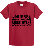 Nurse By Day, Dog Lover By Night - Zapbest2  - 3