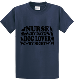 Nurse By Day, Dog Lover By Night - Zapbest2  - 4