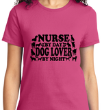 Nurse By Day, Dog Lover By Night - Zapbest2  - 12
