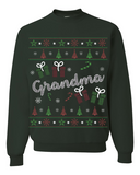 Christmas Grandma Ugly Sweater - Zapbest2  - 6