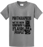 Photographers Known To Flash People - Zapbest2  - 5