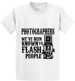 Photographers Known To Flash People - Zapbest2  - 1