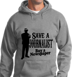 Save A Journalist, Buy Newspaper - Zapbest2  - 8