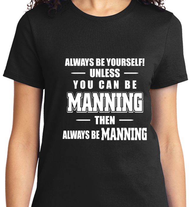 Be Yourself Or Manning - Zapbest2  - 8