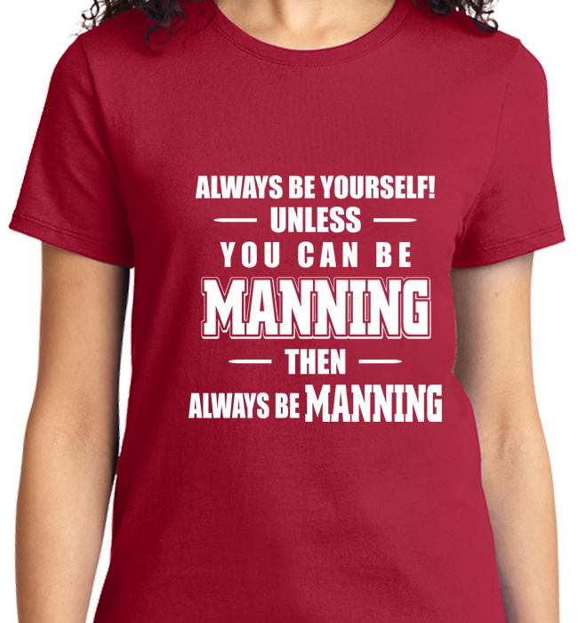 Be Yourself Or Manning - Zapbest2  - 9