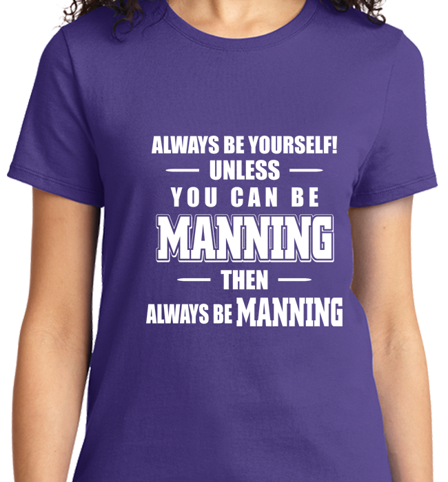 Be Yourself Or Manning - Zapbest2  - 10