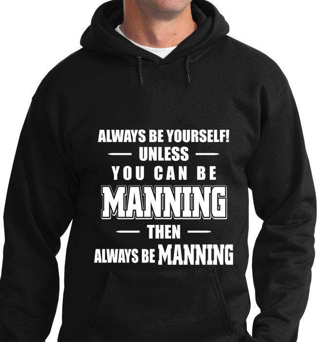 Be Yourself Or Manning - Zapbest2  - 5