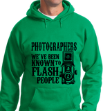 Photographers Known To Flash People - Zapbest2  - 6