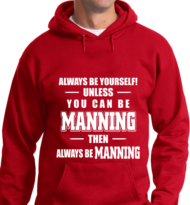 Be Yourself Or Manning - Zapbest2  - 6