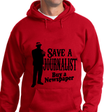 Save A Journalist, Buy Newspaper - Zapbest2  - 7