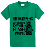 Photographers Known To Flash People - Zapbest2  - 2