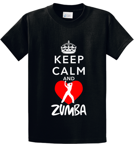 Keep Calm And Zumba - Zapbest2  - 1